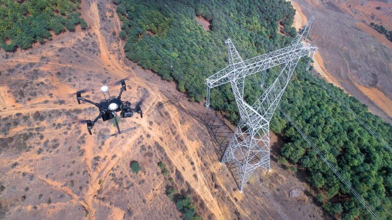 Inventory management of Erected Transmission towers
